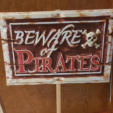 Pirate Sign